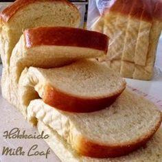 Hand-kneaded Hokkaido Milk Loaf