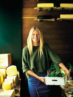 Food exclusive: Gwyneth Paltrow's It's All Easy, part one | Daily Mail Online