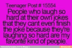 They are my kinda people