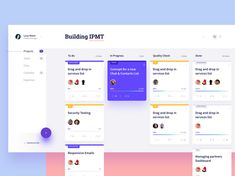 Project Management Tool designed by Paul Flavius Nechita . Connect with them on Dribbble; Dashboard Design, Project Dashboard, Dashboard Interface, Interface Design, Project Management Dashboard, Squeeze Page, Online Web Design, Web Design Company, Tool Design