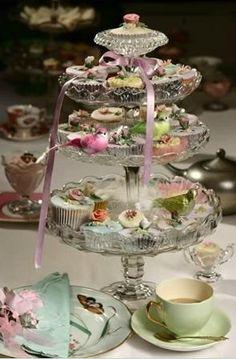 Tea Setting . . .