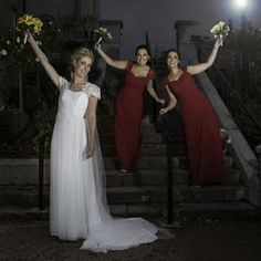 #autumnwedding #ireland #bride #bridesmaids #grundyphotography  ©