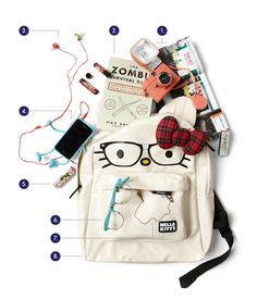 Geeky gadgets for the gal on the go!