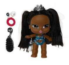 Hair Tie for your Bratz Babyz and you.Recommended Age Range YearsThe primping possibilities are endless with Sasha! Little Girl Toys, Toys For Girls, Little Girls, Baby Alive Dolls, Baby Dolls, Dc Superhero Girls Dolls, Brat Doll, Bratz Girls, Toy Bins