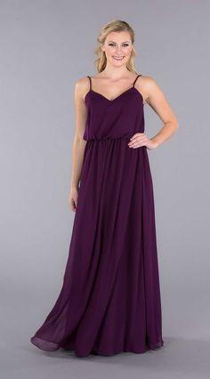 Lana Chiffon Bridesmaid Dress by Kennedy Blue