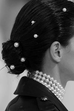 Pearls - Chanel