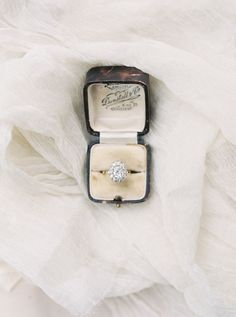 Engagement Rings 2017/ 2018   Oval-cut diamond ring in a halo setting: www.stylemepretty Photography: Simpl