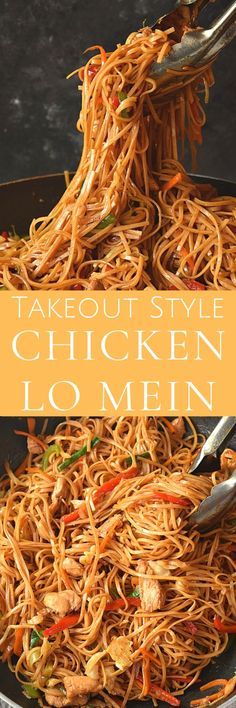 Best ever Chicken Lo Mein you must have tried at home! #savorybitesrecipes #chickenlomein #lomeinrecipe #easyrecipe #dinnerrecipes #chinesefood Chicken Lo Mein, Oriental Food, Pasta Dishes, Food Dishes, Chinese Food, Asian Cooking, Pasta Noodles, Japchae, Asian Recipes