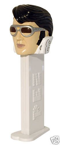"""""""Who doesn't like an Elvis Pezley momma"""" - Elvis voice, Jolene, I'm sure you would want this:) Elvis Sightings, Elvis Impersonator, The Pretenders, Candy Dispenser, Cant Help Falling In Love, Old And New, Vending Machines, Connecticut, Memphis"""