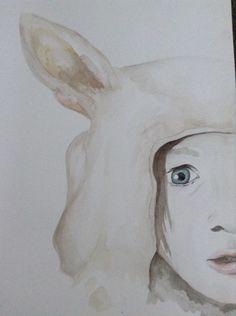 Artist response to Kareena zerefos ~ unfinished