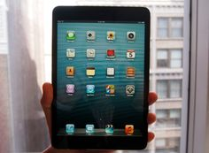 The iPad mini lets you run the best library of apps in the biz on a tablet you'll actually want to carry, but it's not the best small-screen tablet you can buy. [4 out of 5 stars]