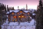 Chelsea house Breckenridge catered or self-catered homes ski chalets ski in ski out & in town centre