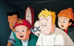 Recess TV Series | Tj Detweiler Recess