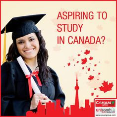 If Canada is your dream destination for higher education; #CanamConsultants is the best company for #OverseasEducation and #CanadaEducation. Owing to our highest success rate for #CanadaStudentVisa, we are the number ONE choice of India for Canada immigration. #Best_Immigration_Consultancy
