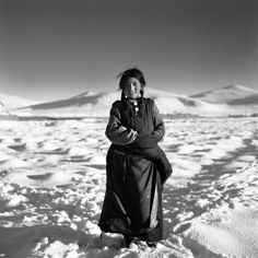 Portraits of Tibet by Arimoto Shinya