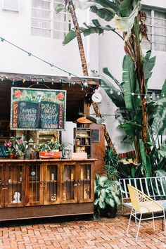 Visit Miami for as low as $20 a night - The Freehand Miami's hotel accommodations and lush backyard oasis incorporates handcrafted design, inventive cocktails, and tasty food. Book your stay now on The Venue Report! | Photo: Erica Choi
