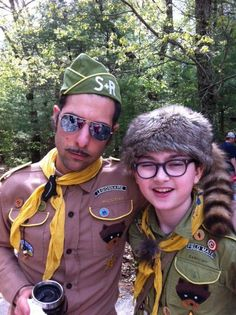 Jason Schwartzman and Jared Gilman on location for Wes Anderson's film, Moonrise Kingdom. The Best Films, Great Movies, Movies Showing, Movies And Tv Shows, La Famille Tenenbaum, Wes Anderson Movies, The Royal Tenenbaums, Grand Budapest Hotel, Moonrise Kingdom