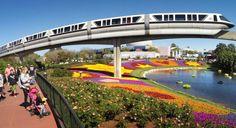 Mês de Abril em Orlando  Veja a lotação dos parques e clima em Orlando no mês de Abril  http://www.viagemaorlando.com.br/mes-de-abril-em-orlando-disney/