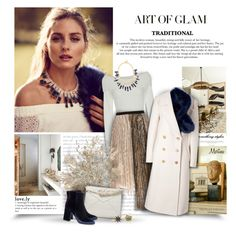"""Dream & Wish"" by thewondersoffashion ❤ liked on Polyvore featuring BaubleBar, A.L.C., Antonio Marras, Michael Kors, My Accessories, Inés Figaredo, Gianvito Rossi, Bee Goddess and Daniela Villegas"