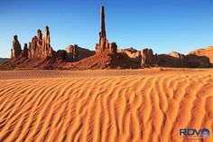 (1) Dunes At Totem Pole & Ye Be Chei: Monument Valley Navajo…by Ronald Varley on Google+