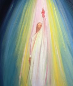 Jesus Christ Points Us To God The Father by Elizabeth Wang