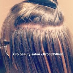 Nano ring hair extensions beauty pinterest hair extensions nano rings hair extensions at glo 07583 350498 solutioingenieria Gallery