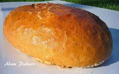 Chleb Polski lata 70-90 Sandwich Cake, Polish Recipes, Polish Food, Beef Stroganoff, Bread Rolls, Holiday Desserts, Ciabatta, Bakery, Food And Drink