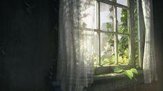 The Last of Us: Remastered] [Screenshot] Menu Screen Wallpaper ...