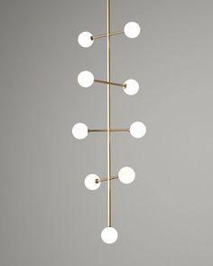 Beautiful chandelier by Atelier Areti