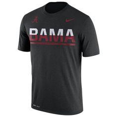 Nike College Dri-FIT Sideline T-Shirt - Men's