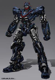 ROBOTS by Steve Jung