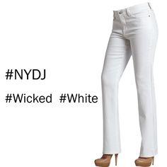 WHITE  #NYDJ  #Wicked  #White