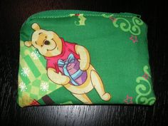 Winnie the Pooh handmade zipper fabric by alwaysamazingdesigns, $2.99