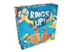 Επιτραπέζιο Rings Up   Public Jouer, Frosted Flakes, Pop Tarts, Board Games, Cereal, Packaging, Toys, Rings, Public