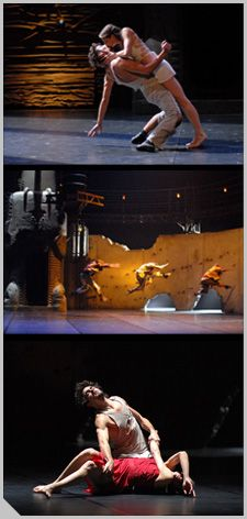 BALLET PRELJOCAJ - Créations 1990 Lyon Opera Ballet