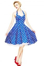 Mariam Dress Blue