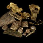 Bronze Age gold workers in Ireland made artifacts from imported material, says a study
