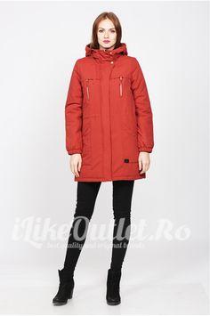 Red jacket rosewood - VERO MODA