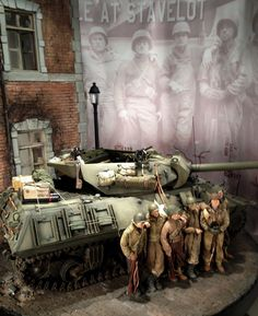 Diorama (with figures by Vettius64) at the Suncoast Center for Fine Scale Modeling. We are located near Tampa Fla. The Center is dedicated to displaying Fine Scale Models of many topics from around the world. We are open to the public the 3rd Saturday of every month.