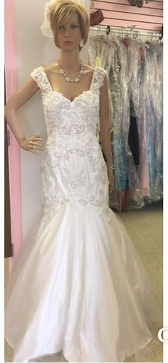 GORGEOUS Bridal Gowns at big discounted prices. This Pallas Athena ...