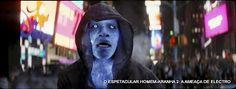 Sony faz lançamento do trailer de O ESPETACULAR HOMEM-ARANHA 2: A AMEAÇA DE ELECTRO ~ Cine Planeta