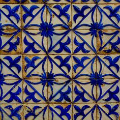 Tiles in Azores.