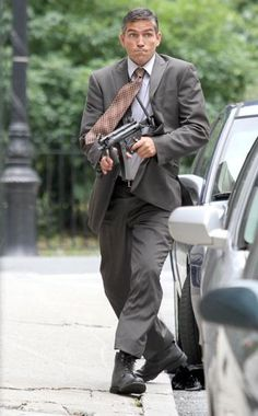 POI Mission Creep | He looks so friggin angry in this pic.  I can't deal with it.  X'DD