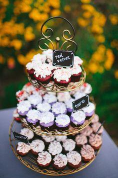 Photography: Aga Jones Photography - www.agajonesphotography.com  Read More: http://www.stylemepretty.com/california-weddings/2015/05/11/romantic-fall-wedding-at-south-coast-botanic-garden/