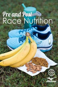 Fill up: Pre and Post-Race Nutrition for Runners | Running Blog | Mizuno USA