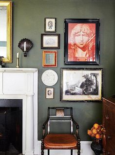 Inside Artist Frank Faulkners Magical 18th-Century Home!