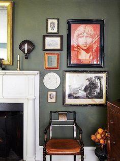 Inside Artist Frank Faulkners Magical 18th-Century Home!