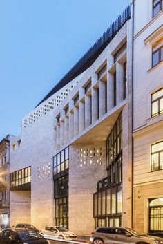 Gallery of Central European University / O'Donnell + Tuomey - 14