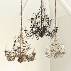 Claire Chandeliers
