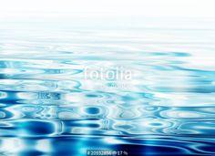 """""""crystal clear water ripples"""" zdjęć stockowych i obrazów royalty free w Fotolia.com - Obraz 20932856"""